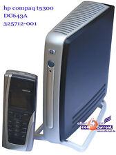 THINCLIENT HP COMPAQ T5300 DC643A 325712-001 THIN CLIENT TERMINAL MS SERVER 2000