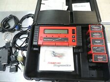 Snap On Mt2500 Auto Scanner Diagnostics Tool Withmodules Cables Manuals