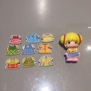 Takara Vintage Koeda Chan Lucie Village Dress Up Doll 80s RARE