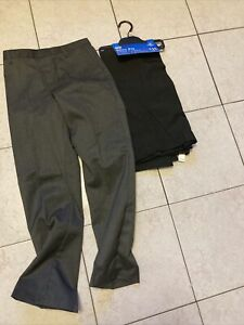 Boys 10-11 school trousers brand new Bundle Kids Clothes