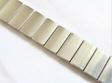 Vintage Rowi 20mm New old Stock Stainless Steel Men's expandable Watch Bracelet