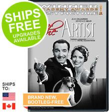 The Artist (DVD, 2012) NEW, Sealed, Jean Dujardin, Berenice Bejo, John Goodman