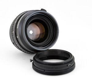 Schneider-Kreuznach Componon-S 4/80 -  Industrial - Macro Lens + M42 adapters