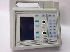 Accriva Diagnostics ITC HEMOCHRON RESPONSE Whole Blood Coagulation System