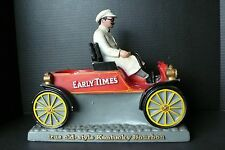 Vintage Early Times Kentucky Bourbon Whiskey Promotional Car