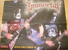 Black Sabbath  /  Immortal  __  1 Poster / Plakat __  46 cm x 59 cm