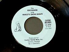 RARE DENIMS Salty Dog Man CAVORT 122 1966 Original NYC 60's GARAGE mod Private