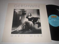 LP Marti Webb: Gershwin - UK BBC REB 640