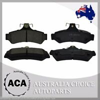 Set of Premium Rear Brake Pads for Toyota Camry Avalon Aurion 1475