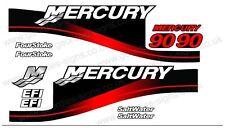 Le Mercure 90 autocollants moteur hors-bord moteur Kit Autocollant