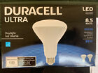 Duracell Ultra LED Light Bulb 2-Pack Daylight 8.5 Watts BR30 Dimmable New