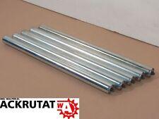 5 x Förderrolle 50x1.5 Federachse Tragrolle RL 740 mm Schlüssel 11x11 Ø 50 mm