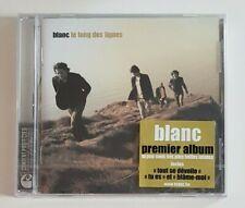 CD ALBUM NEUF ♦ BLANC : LE LONG DES LIGNES // TOUT SE DEVOILE