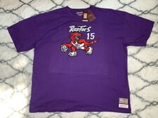 MITCHELL & NESS Toronto Raptors Hardwood Classics Vince Carter T-Shirt 5XL *NEW*