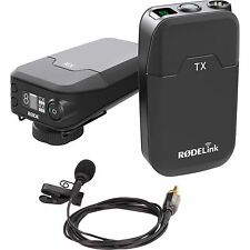 Rode Microphones RodeLink Filmmaker Kit - Wireless System ~ FREE SHIPPING!!