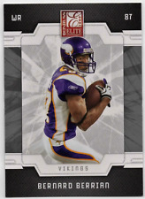 #54-BERNARD BERRIAN-MINNESOTA VIKINGS-2009 DONRUSS ELITE NFL FOOTBALL TRADE CARD