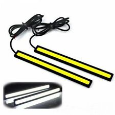 Daylight Running Light Lamp LED Kit DRL Universal fits most cars Boot Interior