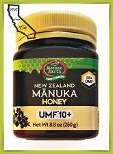 TRADER JOE'S MANUKA HONEY Mother Earth 8.8 oz UMF 10+ New Zealand 2024 Fresh