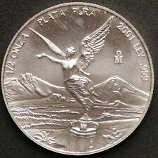 Libertad SILBER Mexiko 2001  1/2 Oz