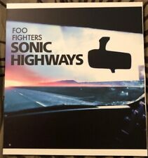 2017 HBO SONIC HIGHWAYS EMMY DVD FOO FIGHTERS MINI-SERIES DAVE GROHL 2 episodes