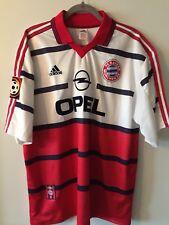FC Bayern Spielertrikot #11 Effenberg - Bundesliga - FCB Trikot