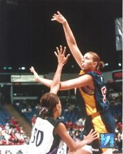 KARA WOLTERS 8x10 ACTION PHOTO Licensed WNBA Picture INDIANA FEVER Huskies UCONN