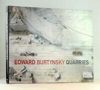 Signed 2009 1st Ed Quarries The Quarry Photographs of Edward Burtynsky HC w/DJ