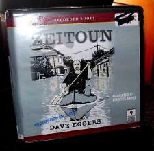 Zeitoun by Dave Eggers / Firdous Bamji  CDs Unabridged Audiobook