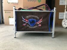 Cage for transporting Gallos,Rooster,Chicken/3 spaces - Free Shipping!!