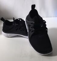 NEW! Nike Acalme Men's Size 9 Running Shoes Black/ White Sneakers D278