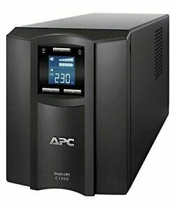 APC Smart-UPS C 1 SMC1000IC LCD schwarz