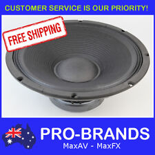 """15"""" 400WRMS 4 Ohms PA DJ Speaker Subwoofer Sub Driver 15 Inch Quality Woofer"""