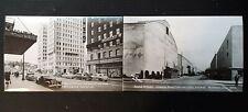 Vintage RPPC Real Photo Postcards Hollywood & Vine Warner Bros Studios Buildings