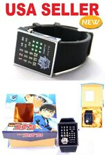 Japanese Anime Cosplay Detective Conan Game Gift Digital LED Wrist Watch WWB15
