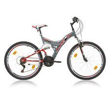 """26"""" 26 Zoll MTB Kinderfahrrad Kinder Mountainbike Fahrrad Herrenfahrrad Rad Bike"""