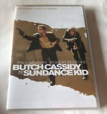 "Butch Cassidy & The Sundance Kid (Dvd 2009, 2-Disc Set Collector's) ""New� Rare!"