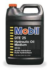 Mobil DTE 25, Hydraulic, ISO 46, 1 gal., 100814