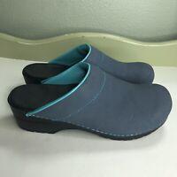 Sanita Shoes Clogs Slides Women Size 41 US 10 Excellent Condition