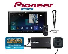 "Pioneer AVH-2440NEX 7"" DVD Receiver Apple CarPlay w/ SiriusXM SXV300KV1 Tuner"