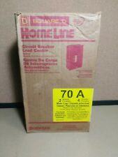 Indoor 70A Homeline Main Lug Load Center No. Hom24L70Fcp By Schneider Electric
