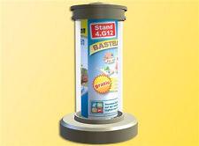 Viessmann 1392 Rotating Advertising Pillar With Lighting H0