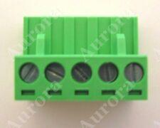 5 pin - 5.08mm /   Pluggable Quick Connector - Terminal Block - Phoenix Plug