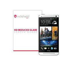 HTC One M7 screen protector x 12 (6 Matte Antireflet + 6 clair) vividshield