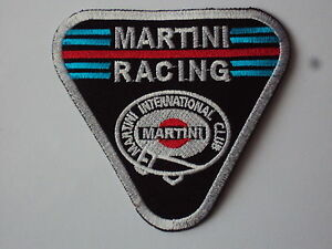 Martini Racing Patch