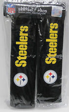 PITTSBURGH STEELERS SEATBELT PADS