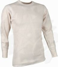 Extreme Cold Weather Undershirt, Size Medium, USGI Military Surplus Made in USA!