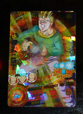 DRAGON BALL Z GT DBZ HEROES GALAXY MISSION PART 4 CARD PRISM CARTE HG4-24 SR NM