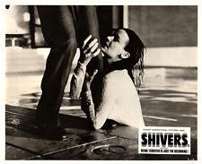 SHIVERS ORIGINAL BRITISH LOBBY CARD 1975 DAVID CRONENBERG BARBARA STEELE
