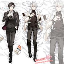 Game Mystic Messenger Zen Han Otaku Hug Body Dakimakura Pillow Case Cover #YR