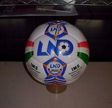 pallone calcio da gara no da negozio nr 5 serie D lnd cnd nuovo IMS